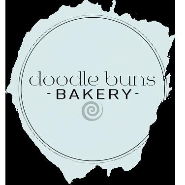 Doodle Buns Bakery Logo